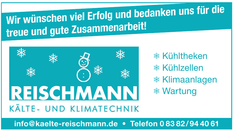 Reischmann Kältetechnik
