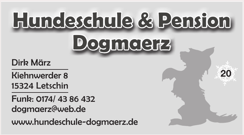 Hundeschule & Pension Dogmaerz