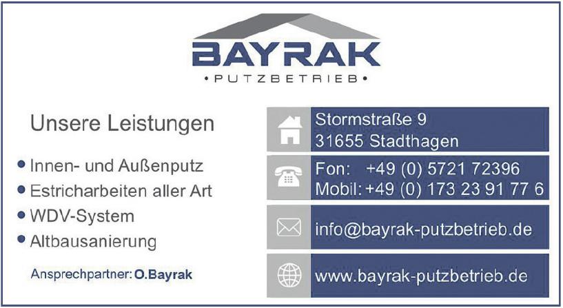 Bayrak Putzbetrieb