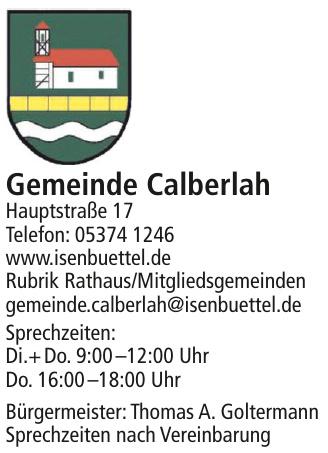 Gemeinde Calberlah