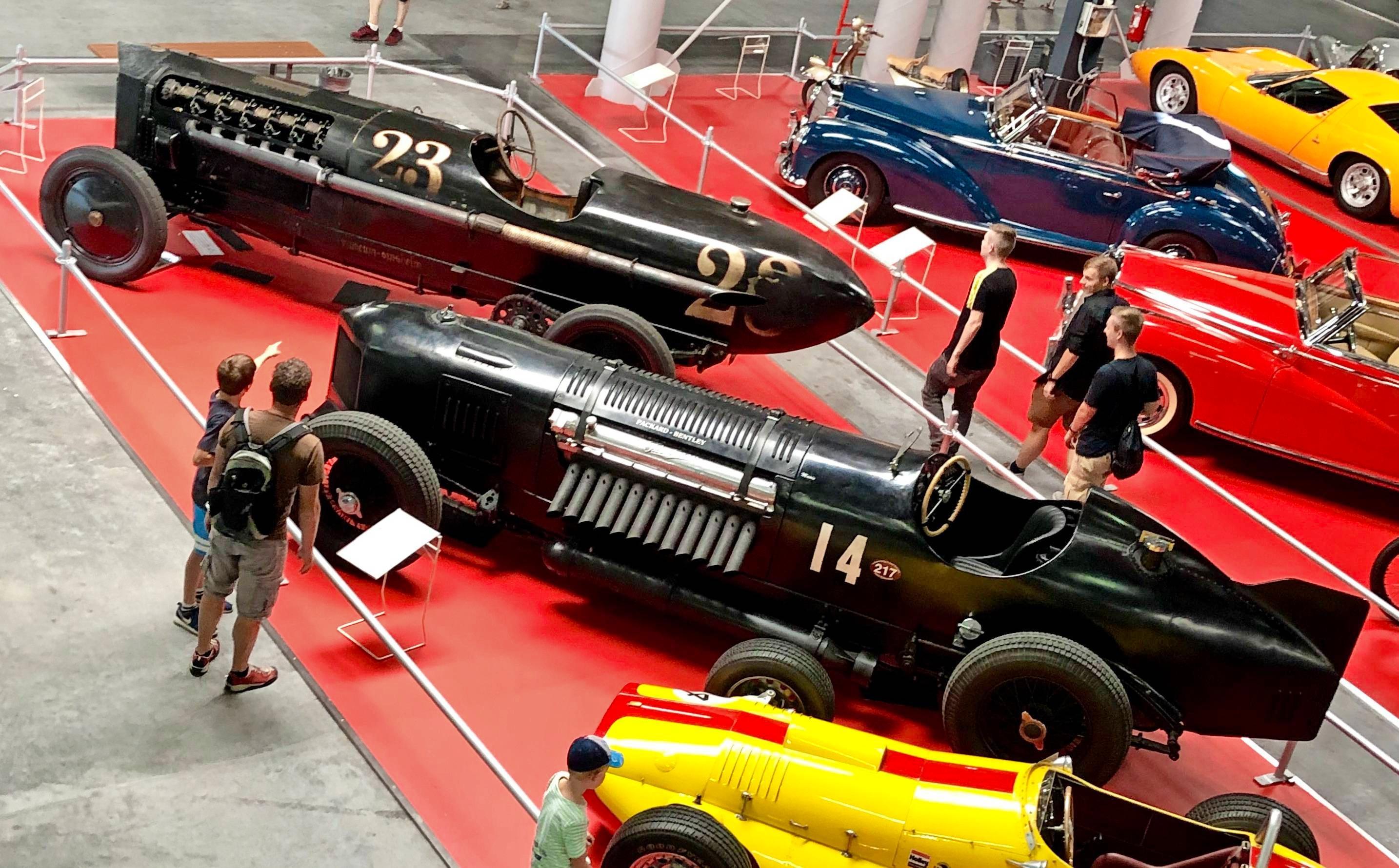 Das Technik Museum in Sinsheim ist nicht nur für Auto-Enthusiasten ein lohnendes Ziel. Zu sehen sind Meilensteine der Technik-Geschichte. Foto: privat