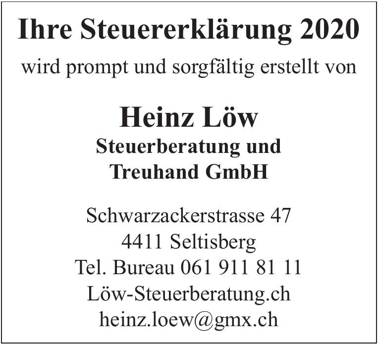 Heinz Löw Steuerberatung und Treuhand GmbH