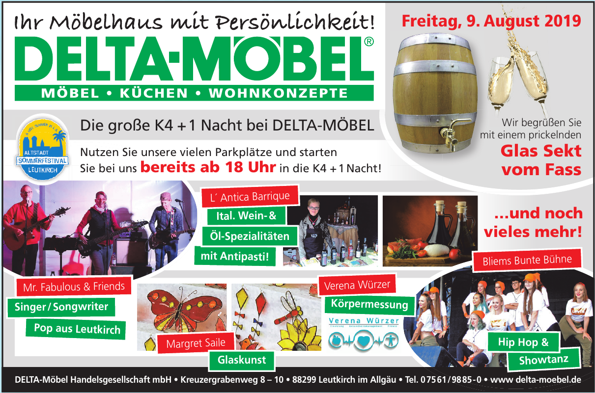 Delta-Möbel Handelsgesellschaft mbH