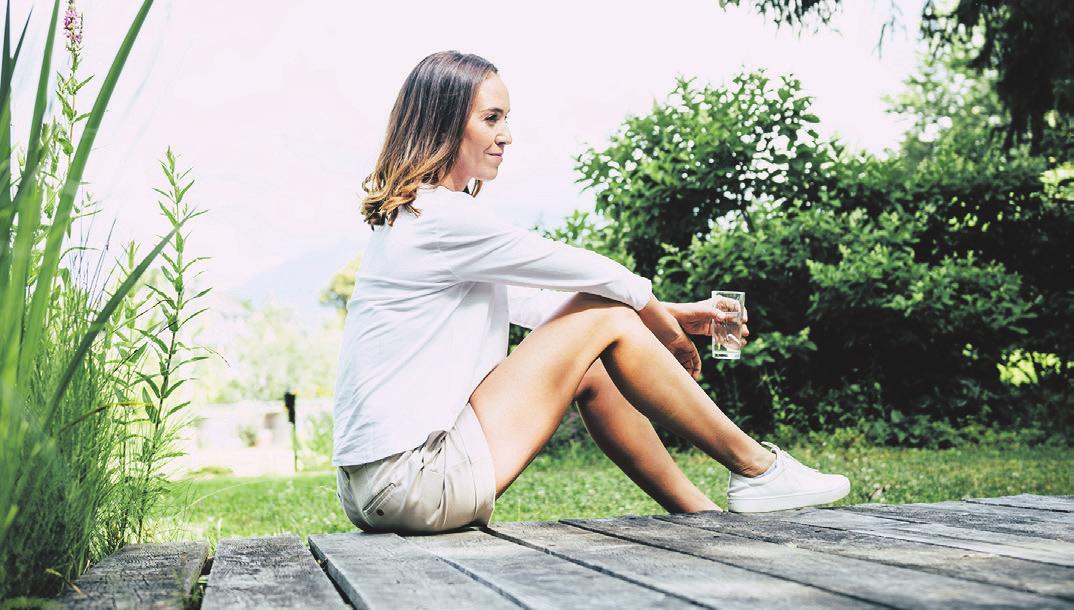 Abschalten und entspannen. Foto: Park Igls