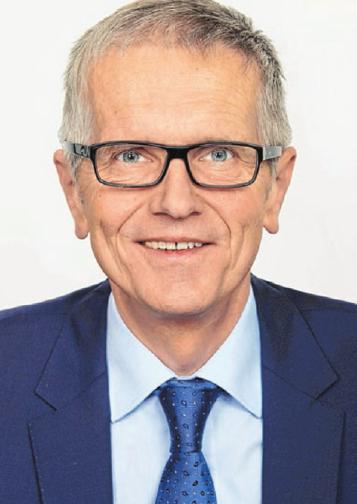 Otto Sälzle Foto: IHK
