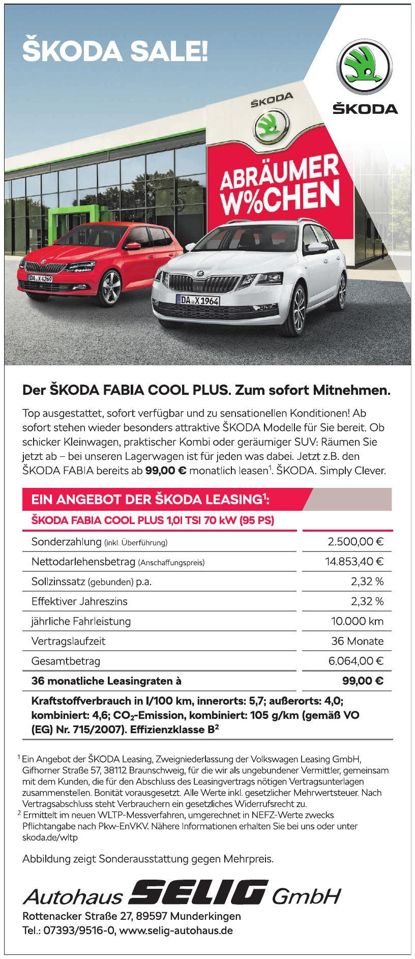 Autohaus Selig GmbH