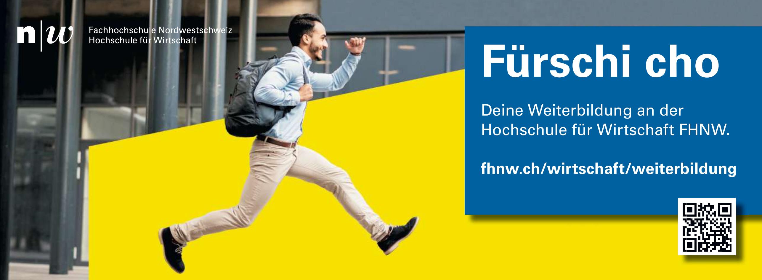 Fachhochschule Nordwestschweiz Hoschule für Wirtschaft