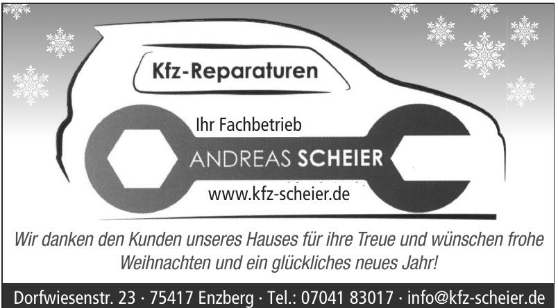 Andreas Scheier