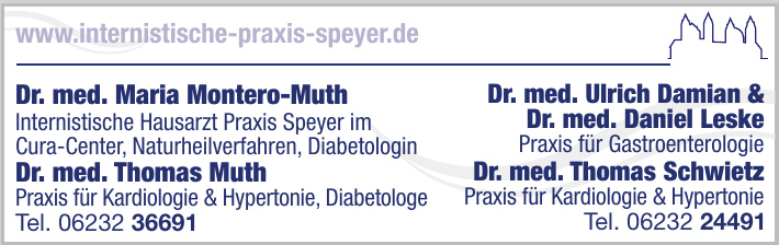 Internistische Hausarzt Praxis Speyer