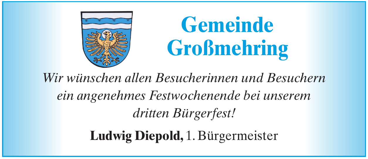 Gemeinde Großmehring