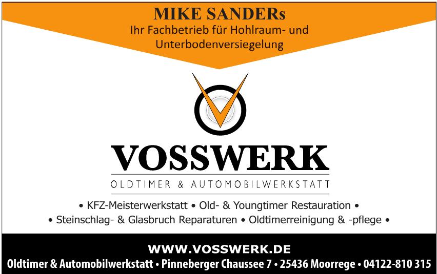 Vosswerk - Dieter Voß