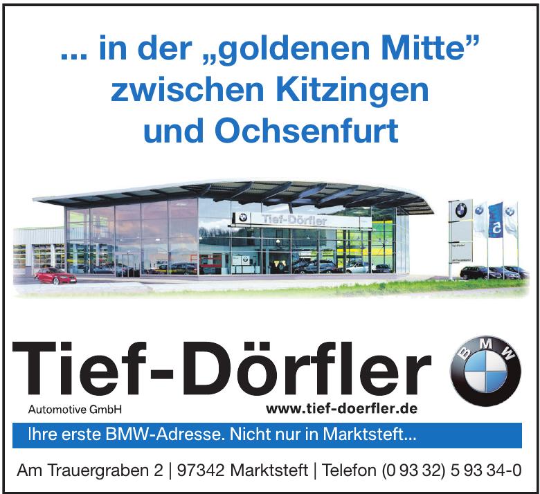 Tief-Dörfler Automotive GmbH