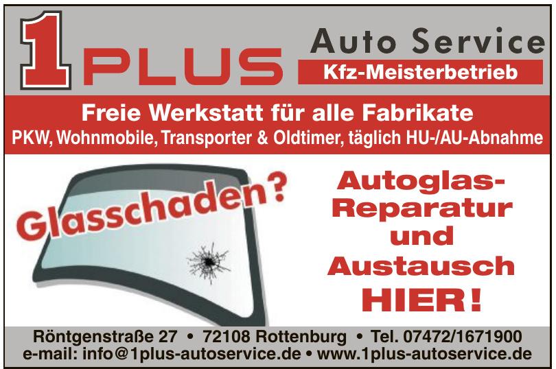 1plus Auto Service
