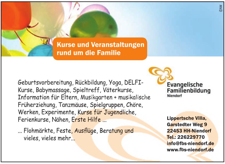 Evangelische Familienbildung Niendorf