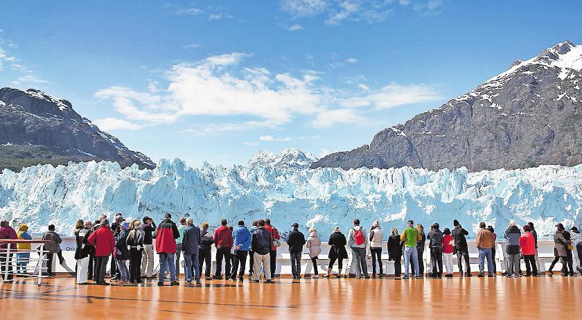 Die Kreuzfahrtfreunde betreuen seit über 20 Jahren Gruppen auf Kreuzfahrten in aller Welt. FOTO: KREUZFAHRTFREUNDE