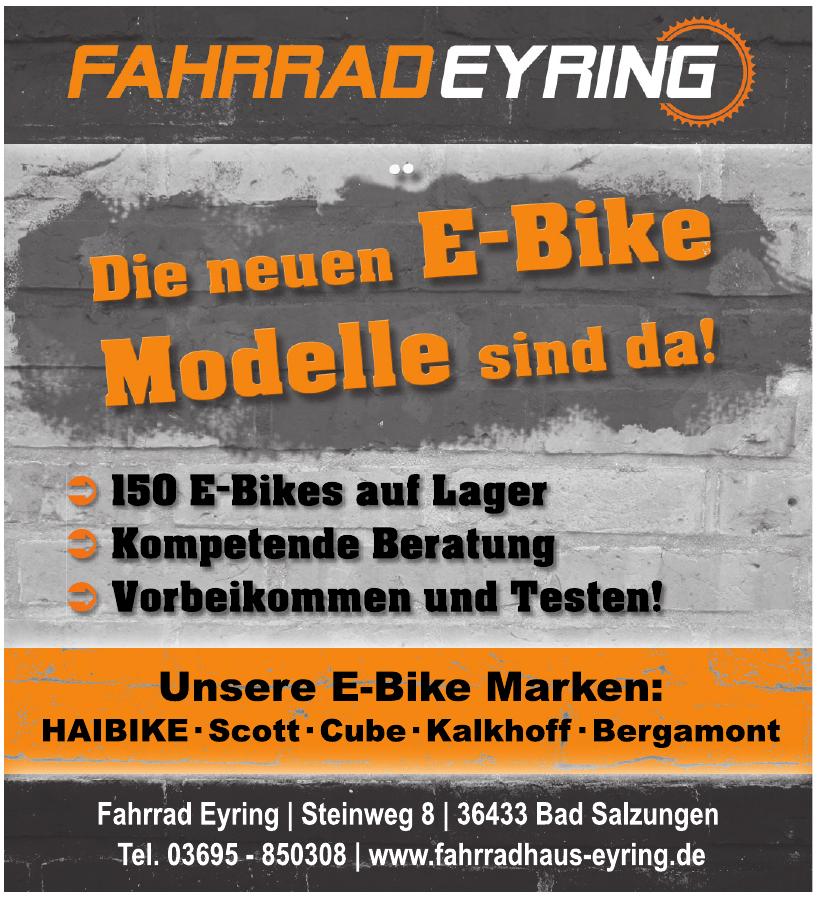 Fahrradhaus Eyring