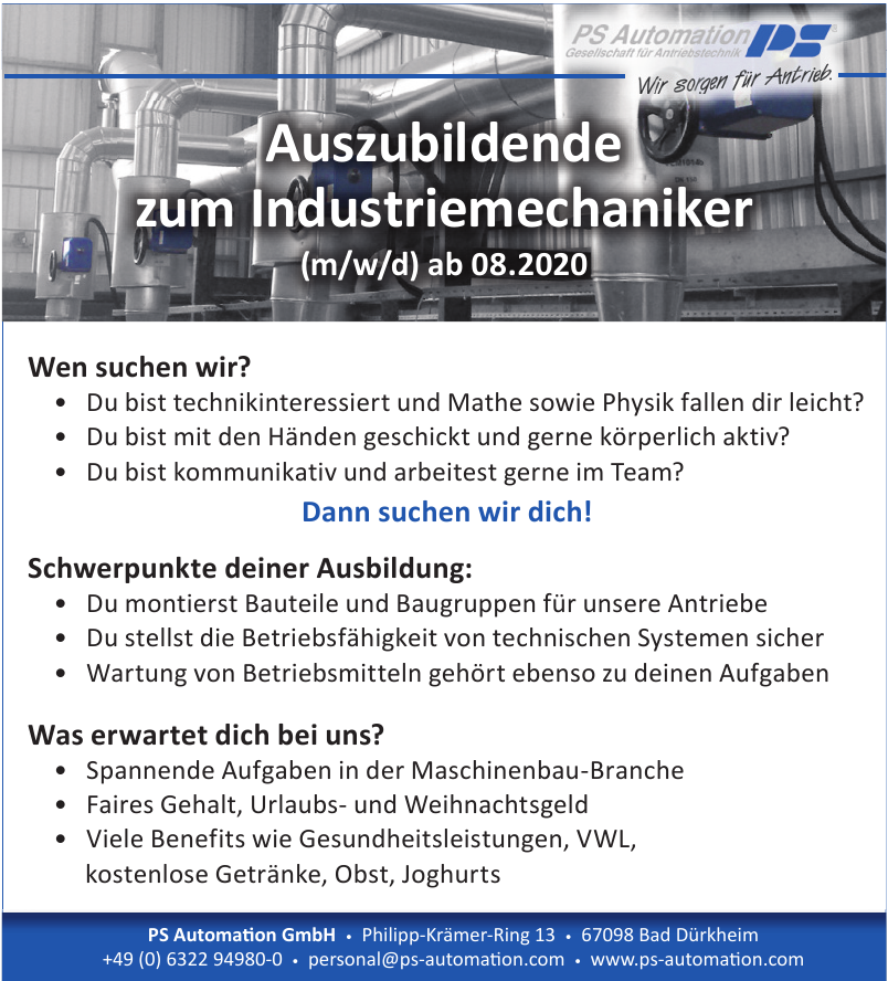 PS Automation GmbH