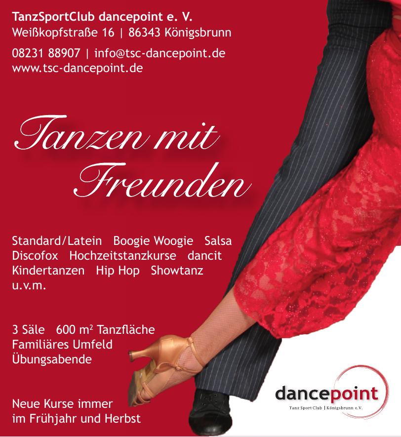 TanzSportClub dancepoint e. V.