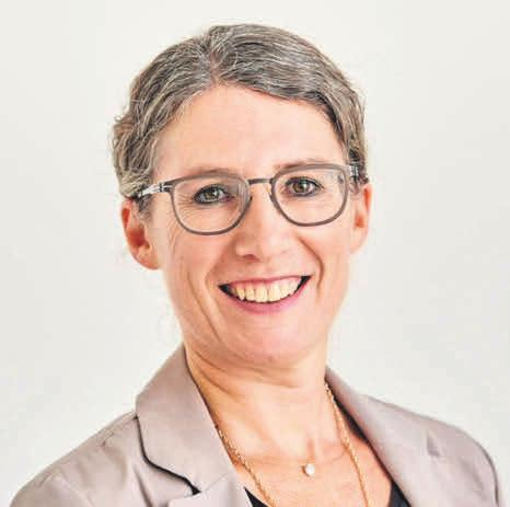 Ernährungswissenschaftlerin Dr. Annette Neubert