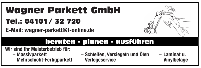 Wagner Parkett GmbH