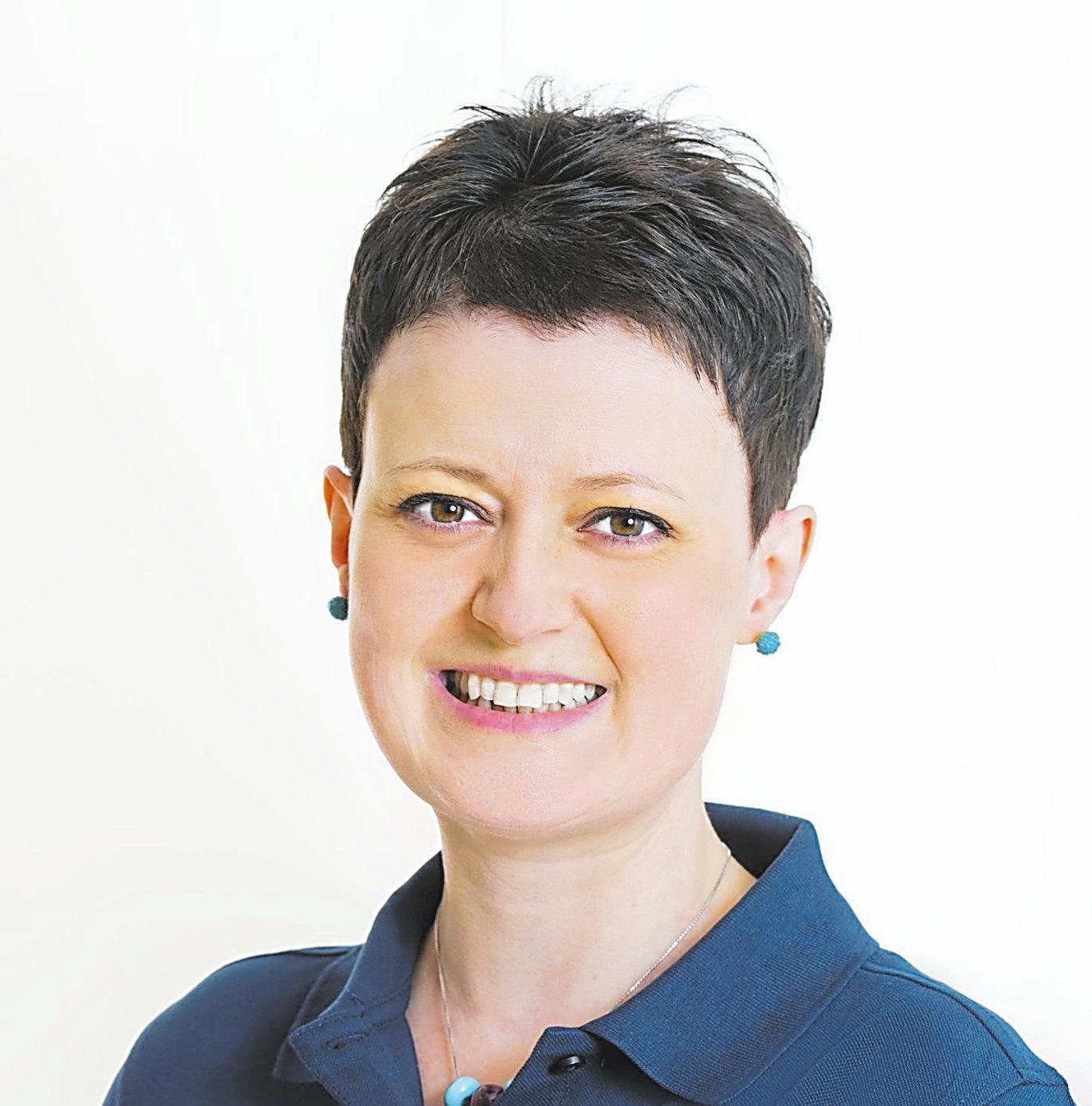 Dr. Rebecca Schmidt.