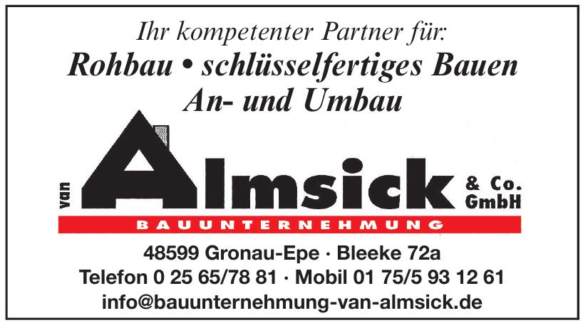 Almsick & Co. GmbH
