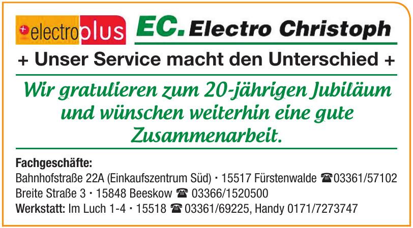 EC: Electro Christoph