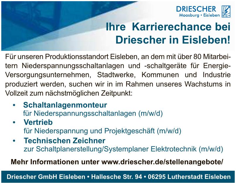 Driescher GmbH Eisleben
