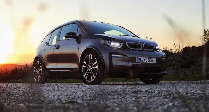 Ein kleines Schmuckstück – der BWM i3. Sein Stromverbrauch liegt bei 13,1 kWh/100 km (kombiniert). Seine CO2-Emission? 0 g/km (kombiniert) Foto: BMW AG/Wilfried Wulff