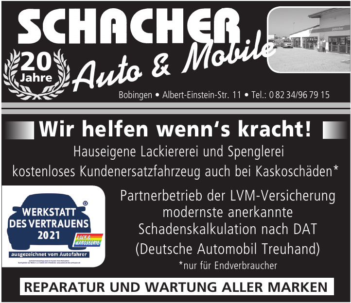 Schacher Auto & Mobile