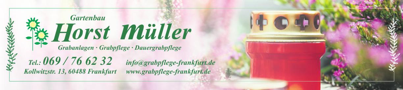 Gartenbaubetrieb Horst Müller