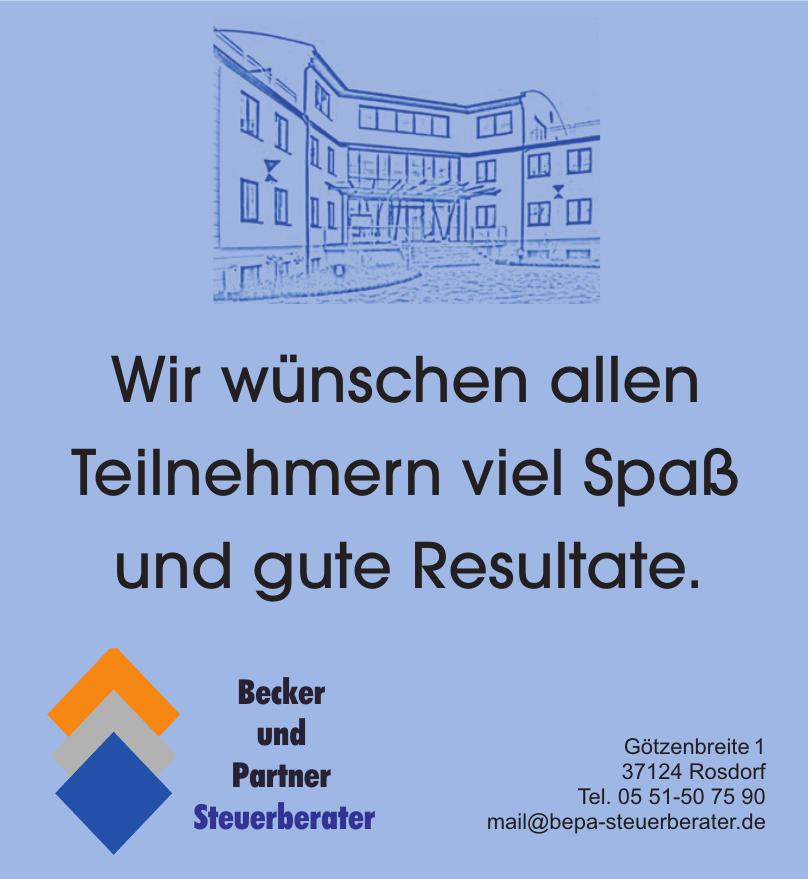 Becker und Partner Steuerberater