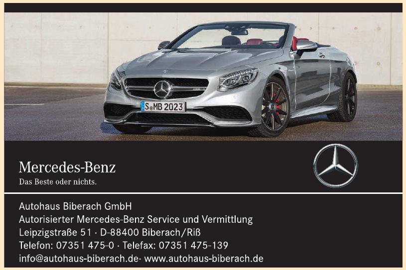 Autohaus Biberach GmbH