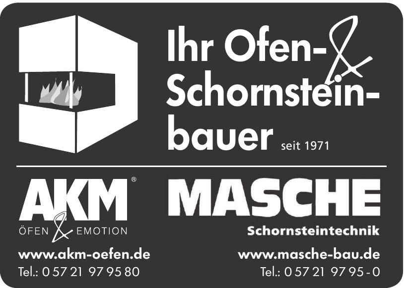 AKM Masche Schornsteintechnik