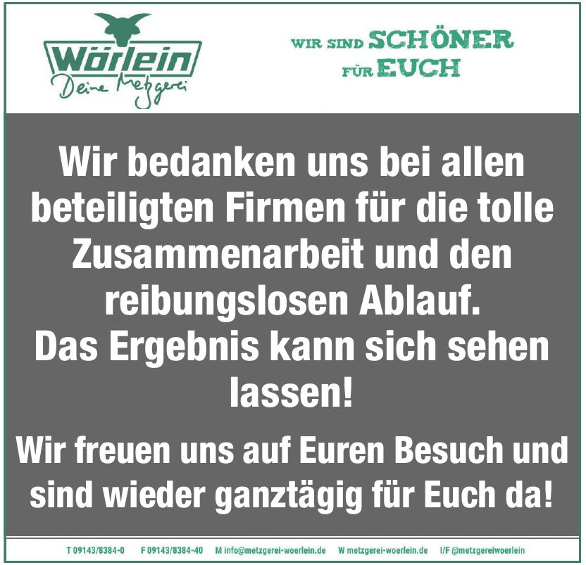 Metzgerei Wörlein