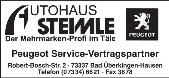 Autohaus Steimhle
