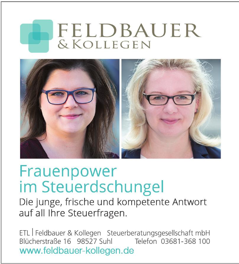 ETL | Feldbauer und Kollegen  Steuerberatungsgesellschaft mbH