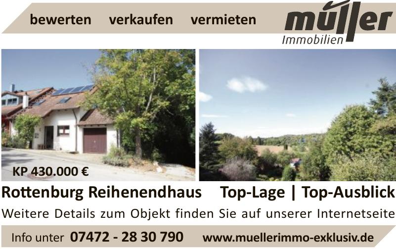 Immobilien Müller