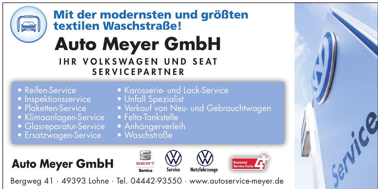 Auto Meyer GmbH