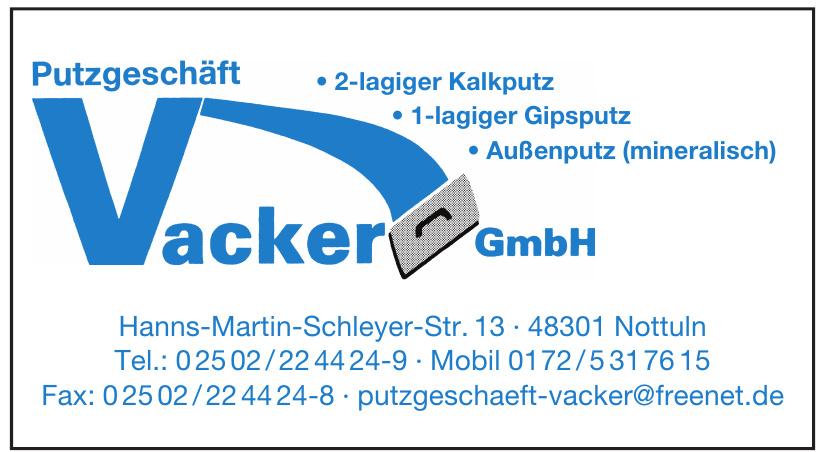Vacker GmbH