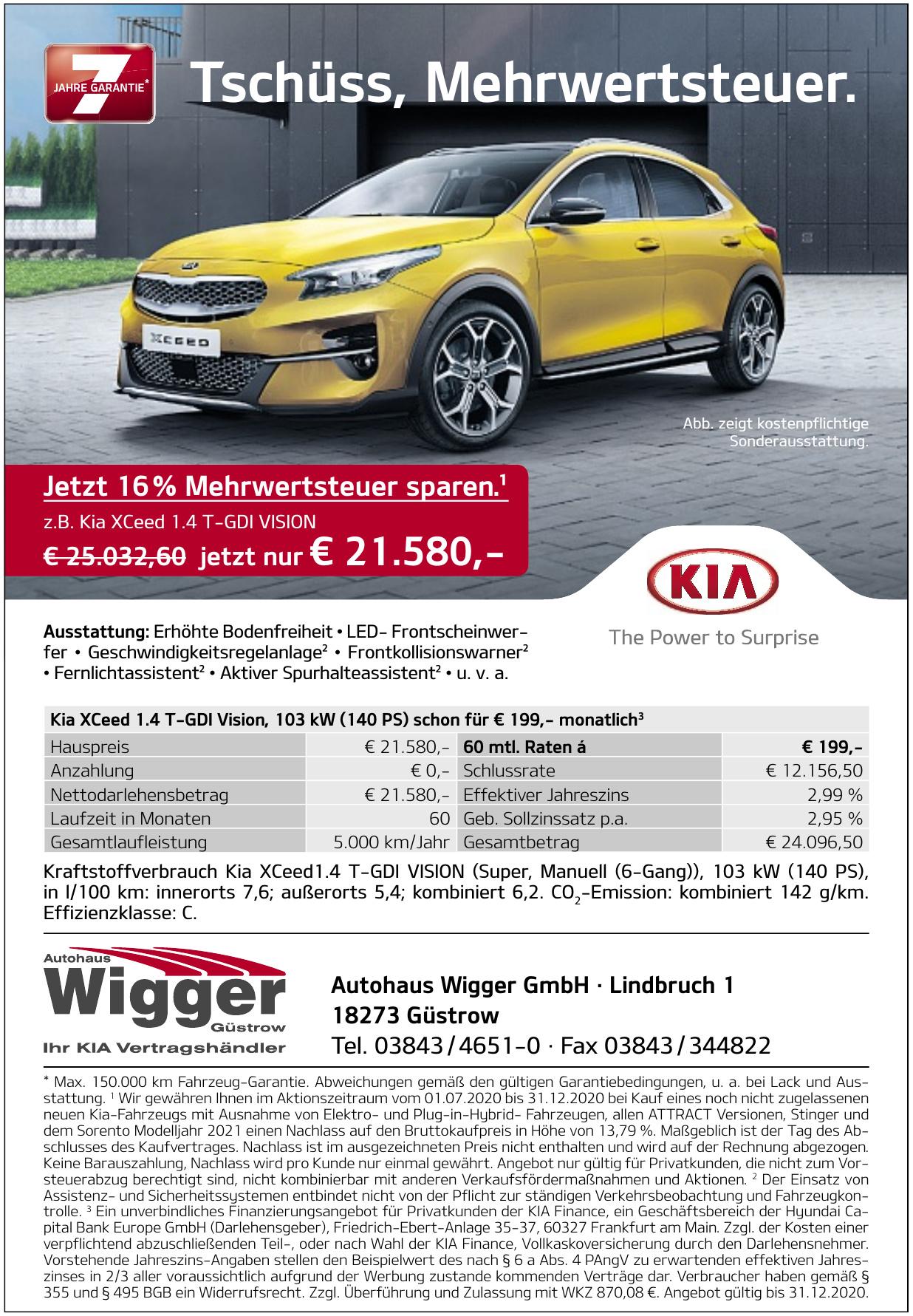 Autohaus Wigger GmbH