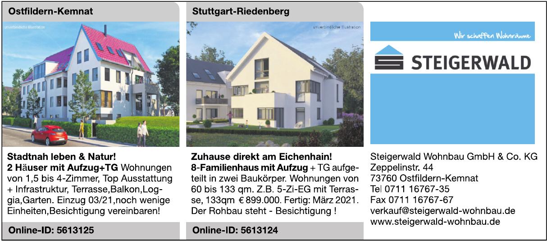 Steigerwald Wohnbau GmbH & Co. KG