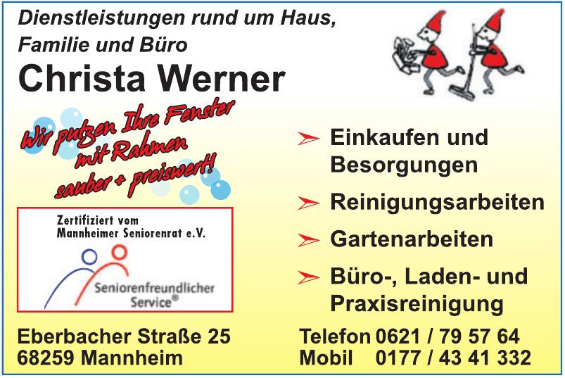 Christa Werner