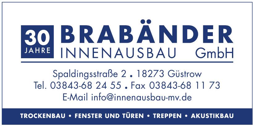Brabänder Innenausbau GmbH