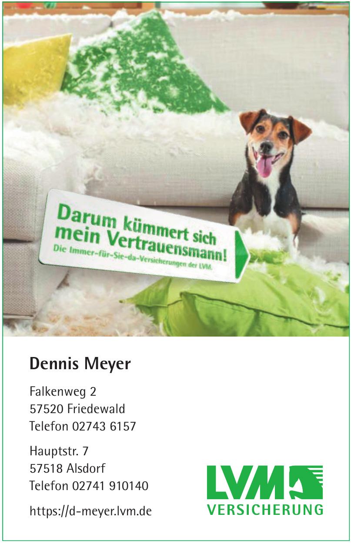 LVM Dennis Meyer