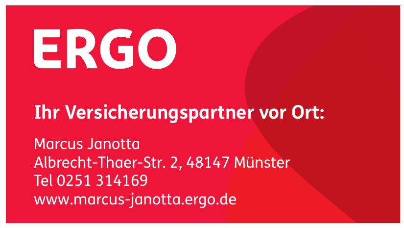 Ergo Direktionsgeschäftsstelle Marcus Janotta