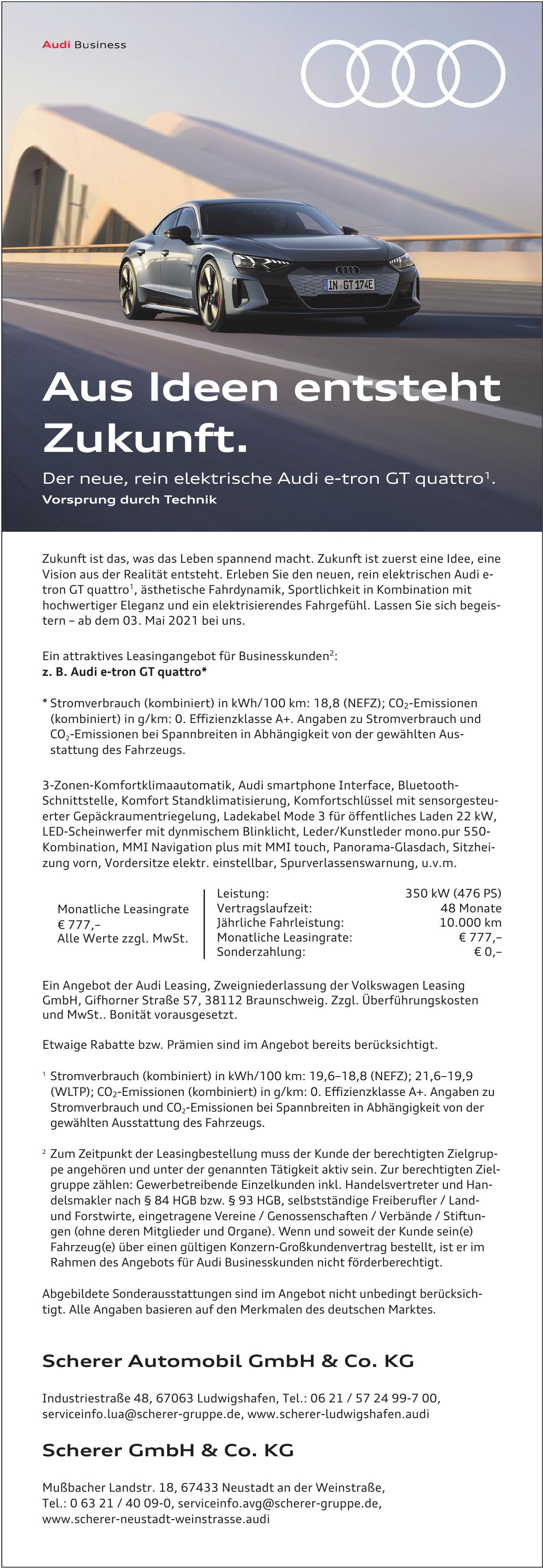 Scherer Automobil GmbH & Co. KG