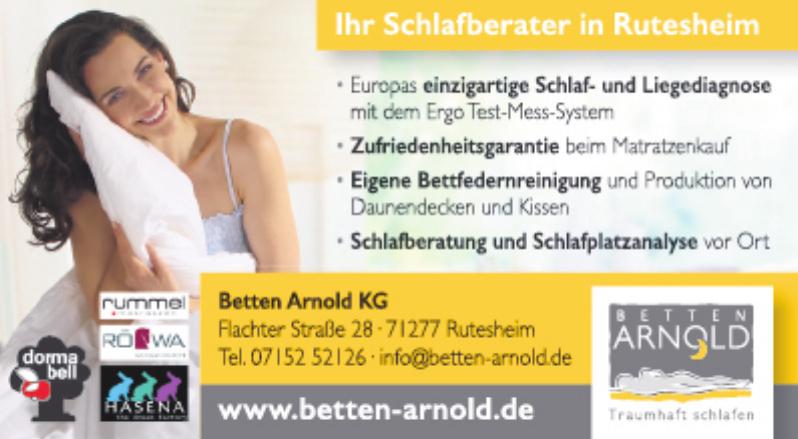 Betten Arnold AG