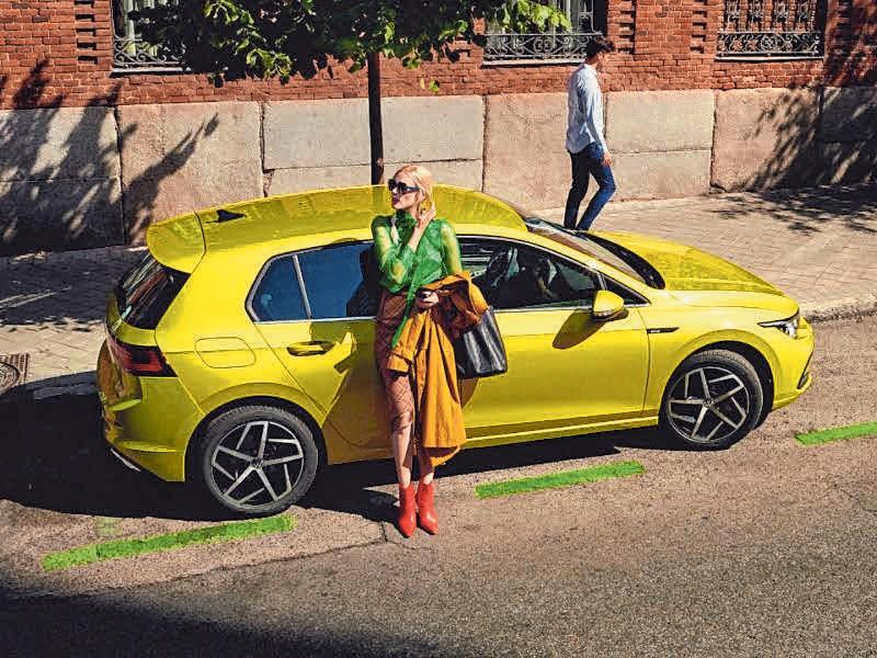 Der Golf 8 schreibt die jahrzehntelange Erfolgsserie des VW-Golf fort.