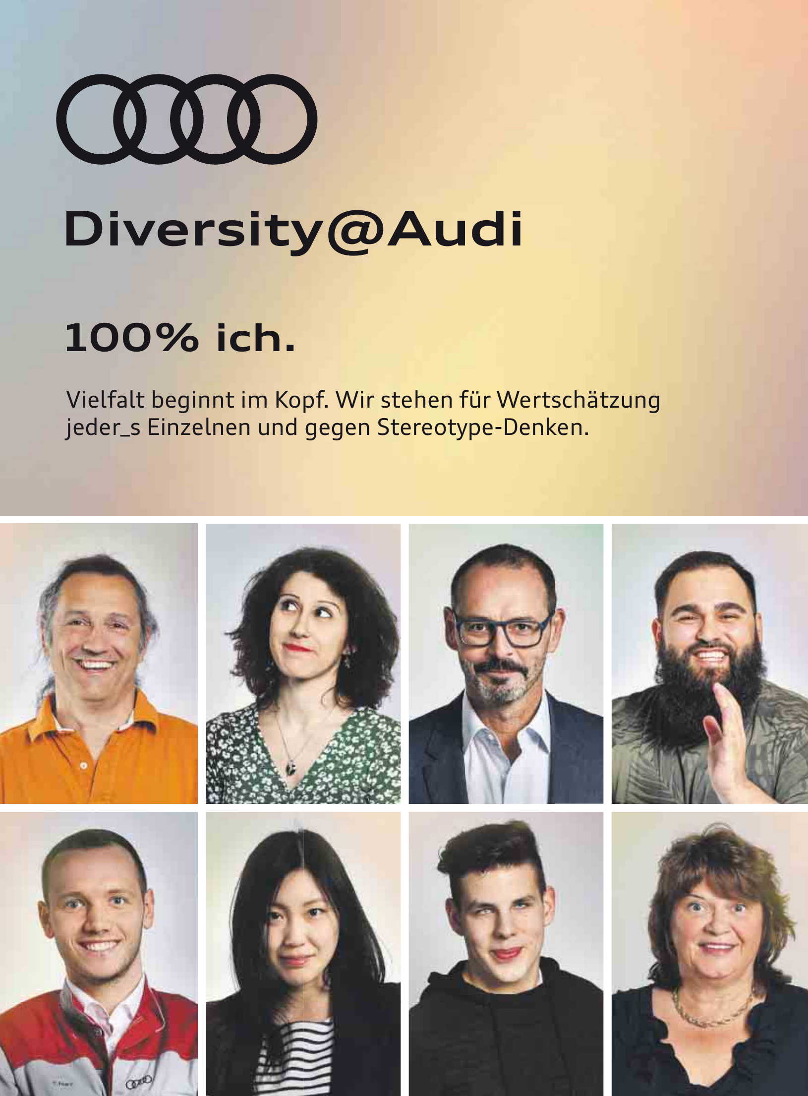 Diversity@Audi